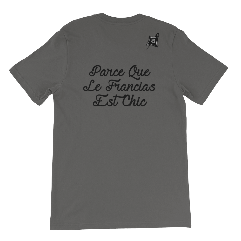 French Fancy T-Shirt - customclobberclub,  - T-shirts & Sweaters, chic tee, chic t shirt, hypebeast