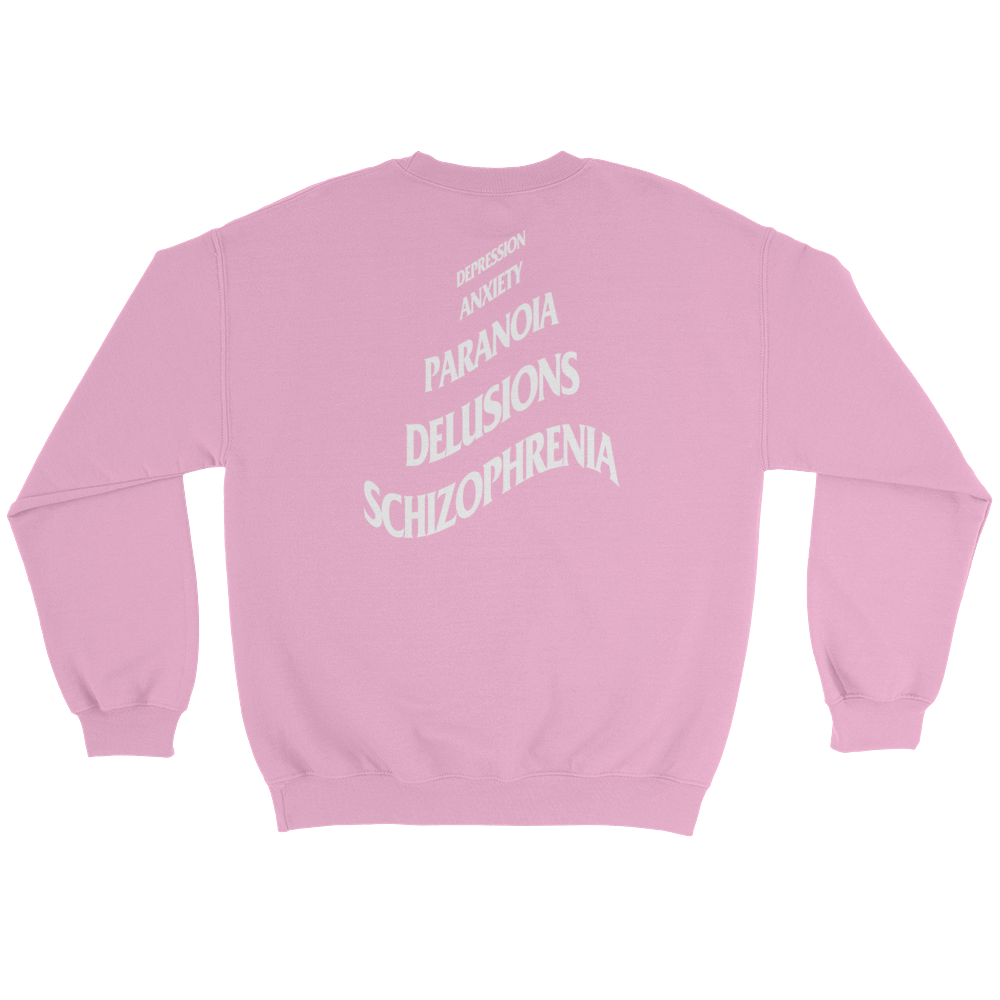 Anxeity Awareness Sweatshirt - customclobberclub,  - T-shirts & Sweaters