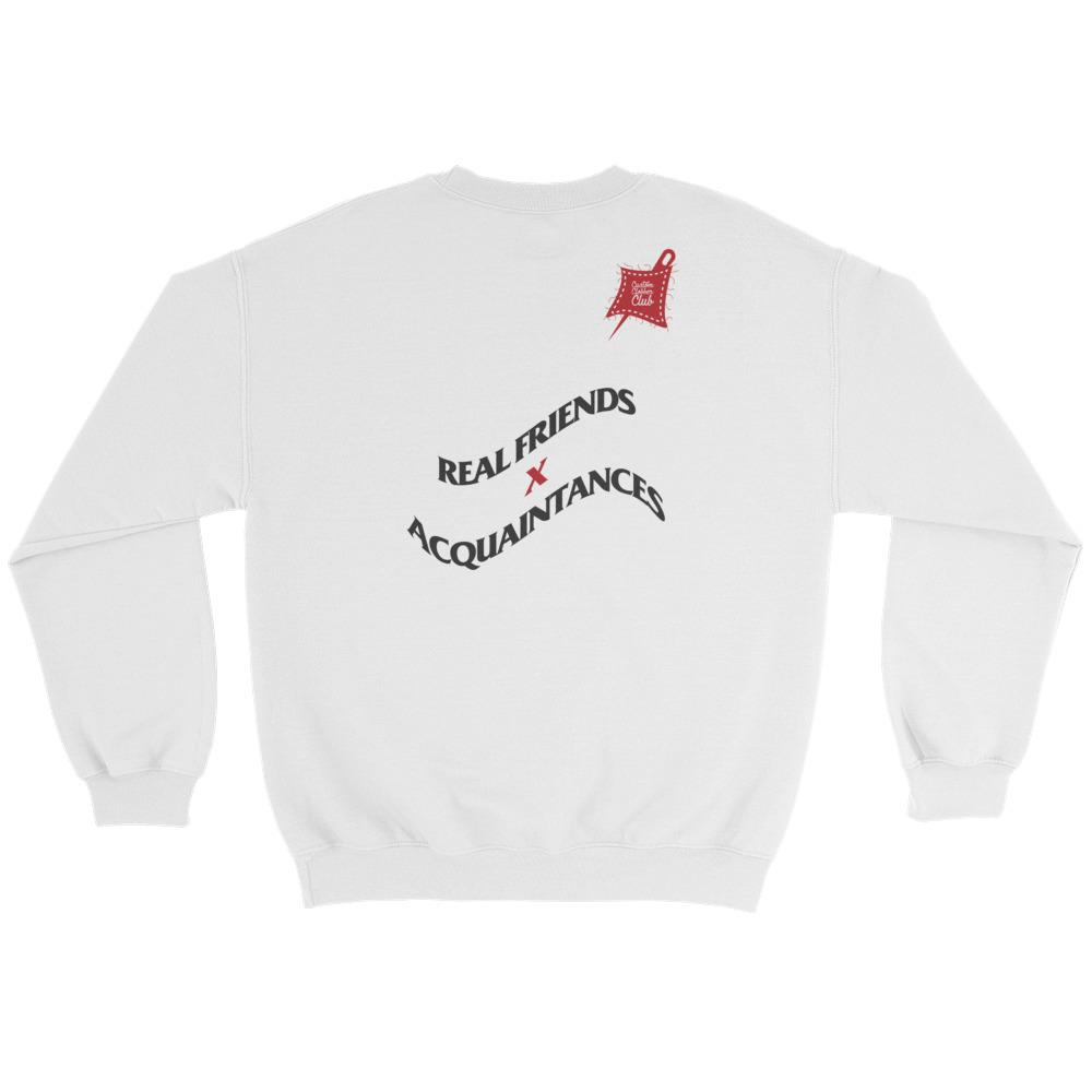 Trust Issues Limited Ed. Sweatshirt - customclobberclub,  - T-shirts & Sweaters