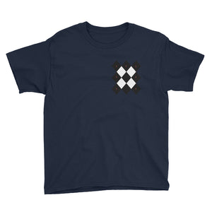 Triple C Kids T-Shirt Unisex From Custom Clobber Club - customclobberclub,  - Streetwear,T-shirts,Hoodies,Sweaters,hypebeast