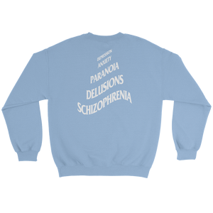 Custom Clobber Club Depression Awareness Limited Ed. Unisex Sweatshirt - customclobberclub,  - Streetwear,T-shirts,Hoodies,Sweaters,hypebeast