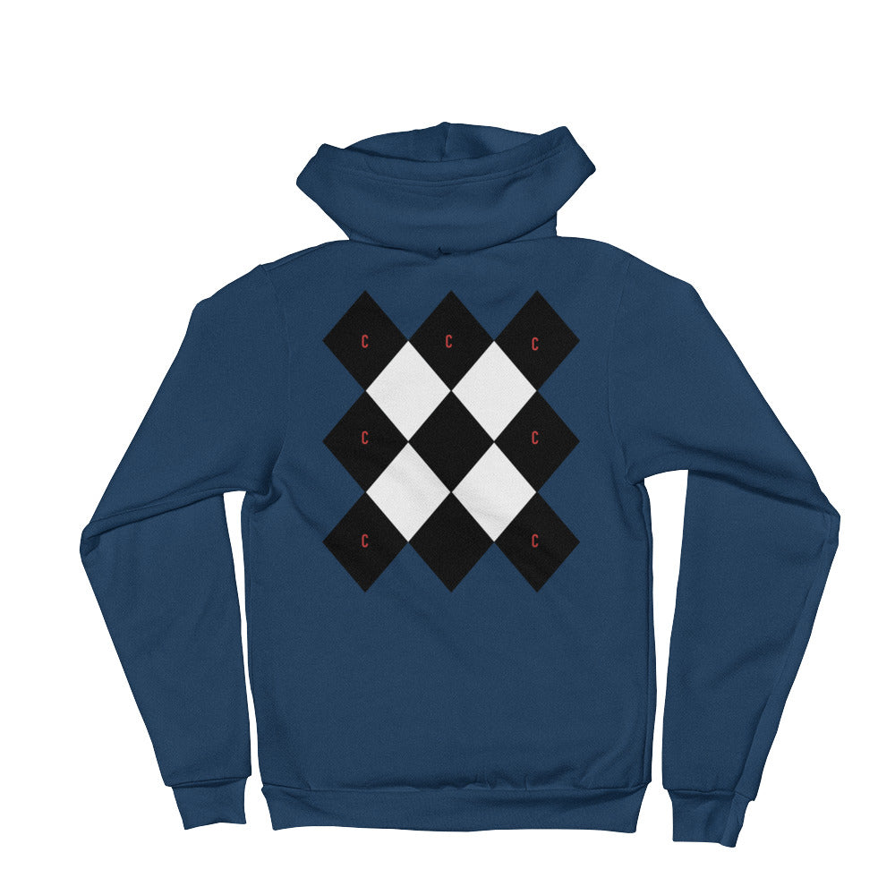 Triple C streetwear Hoodie sweater From Custom Clobber Club - customclobberclub,  - Streetwear,T-shirts,Hoodies,Sweaters,hypebeast