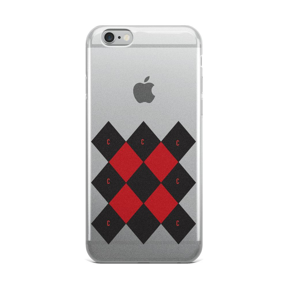 Custom Clobber Triple C Limited Ed. iPhone Case - customclobberclub,  - Streetwear,T-shirts,Hoodies,Sweaters,hypebeast
