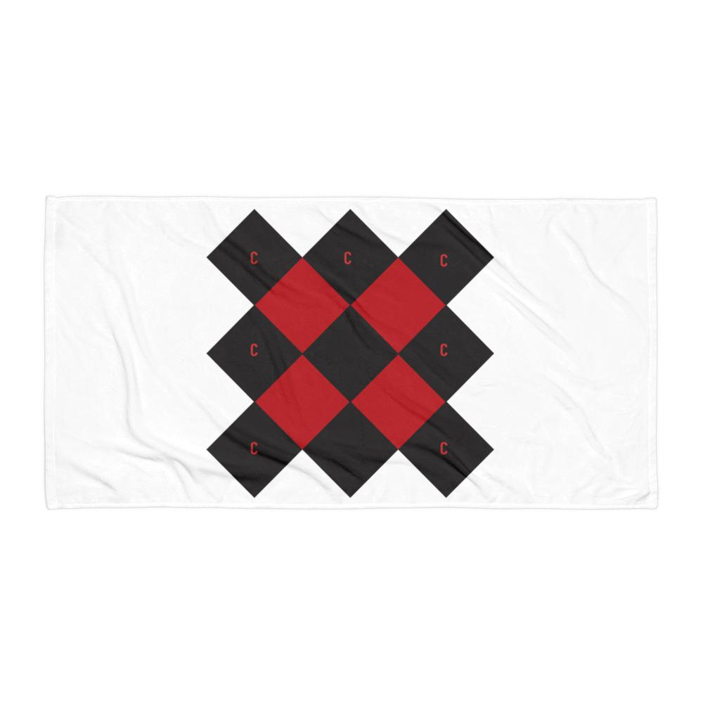 Triple C Limited Ed. Beach Towel - customclobberclub,  - T-shirts & Sweaters