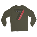 7 Sins Long Sleeve T-Shirt - customclobberclub,  - Streetwear,T-shirts,Hoodies,Sweaters,hypebeast