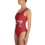 Red Swimsuit - customclobberclub,  - T-shirts & Sweaters