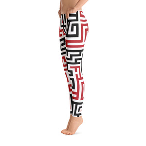 versace style Leggings - customclobberclub,  - T-shirts & Sweaters