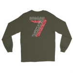 7 Sins Long Sleeve T-Shirt (WR)