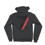 7 Sins Zip-Up Hoodie sweater