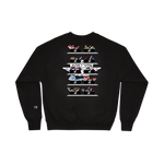Jordan 1's Wall 2 Wall Champion Sweatshirt