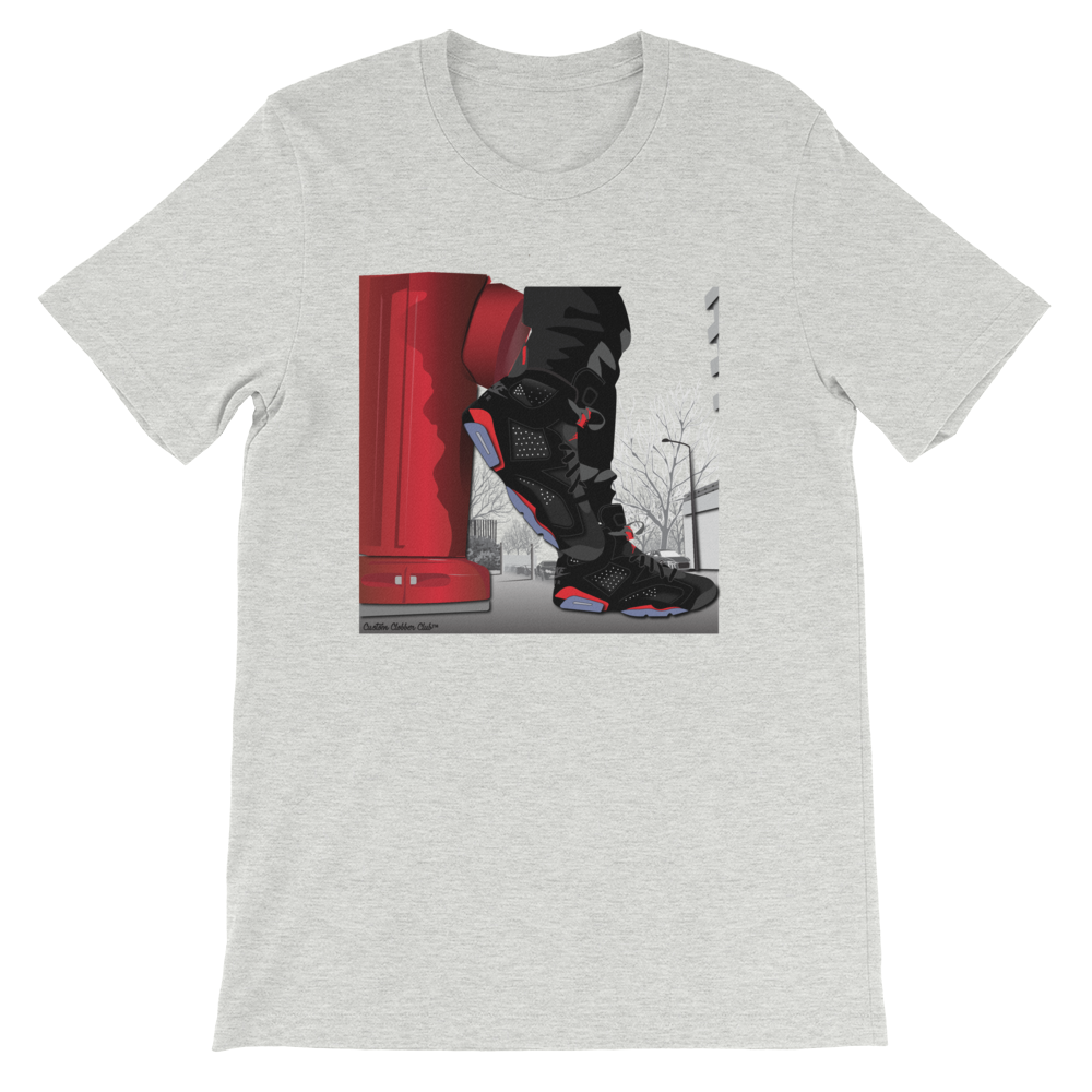 "Jordan 6 infrared ""Block Boi"" T-Shirt"