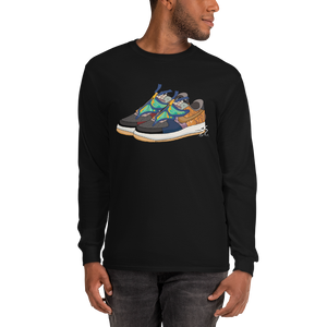Travis Scott AF1 Butterfly Long Sleeve Tee