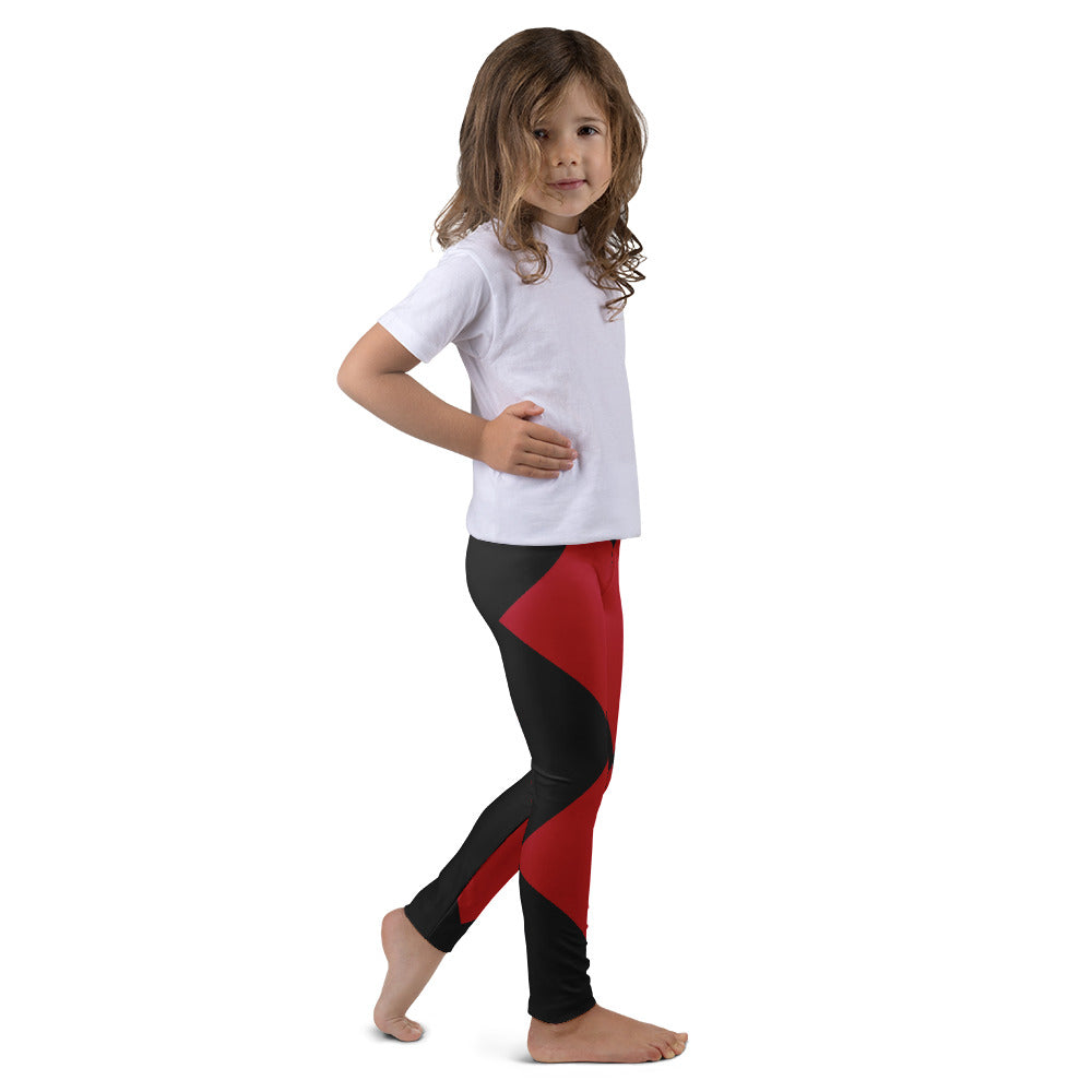young girls Leggings From Custom Clobber Club - customclobberclub,  - T-shirts & Sweaters