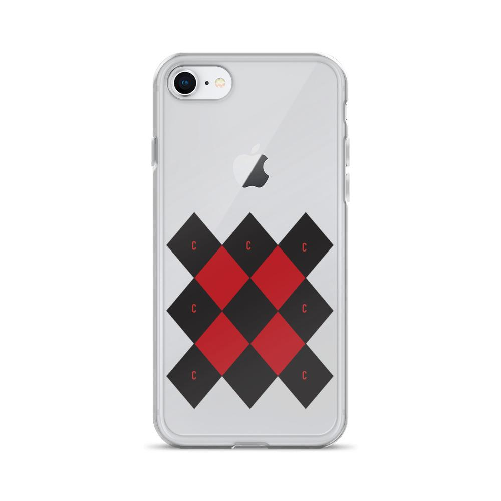 Triple C Limited Ed. iPhone Case - customclobberclub,  - T-shirts & Sweaters