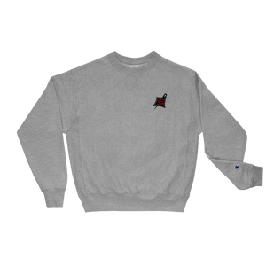 Window To You're Sole Bred4 Champion Sweatshirt