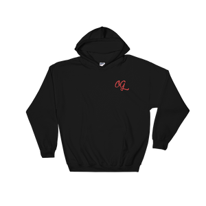 OG Embroidered Hooded Sweatshirt - customclobberclub,  - Streetwear,T-shirts,Hoodies,Sweaters,hypebeast