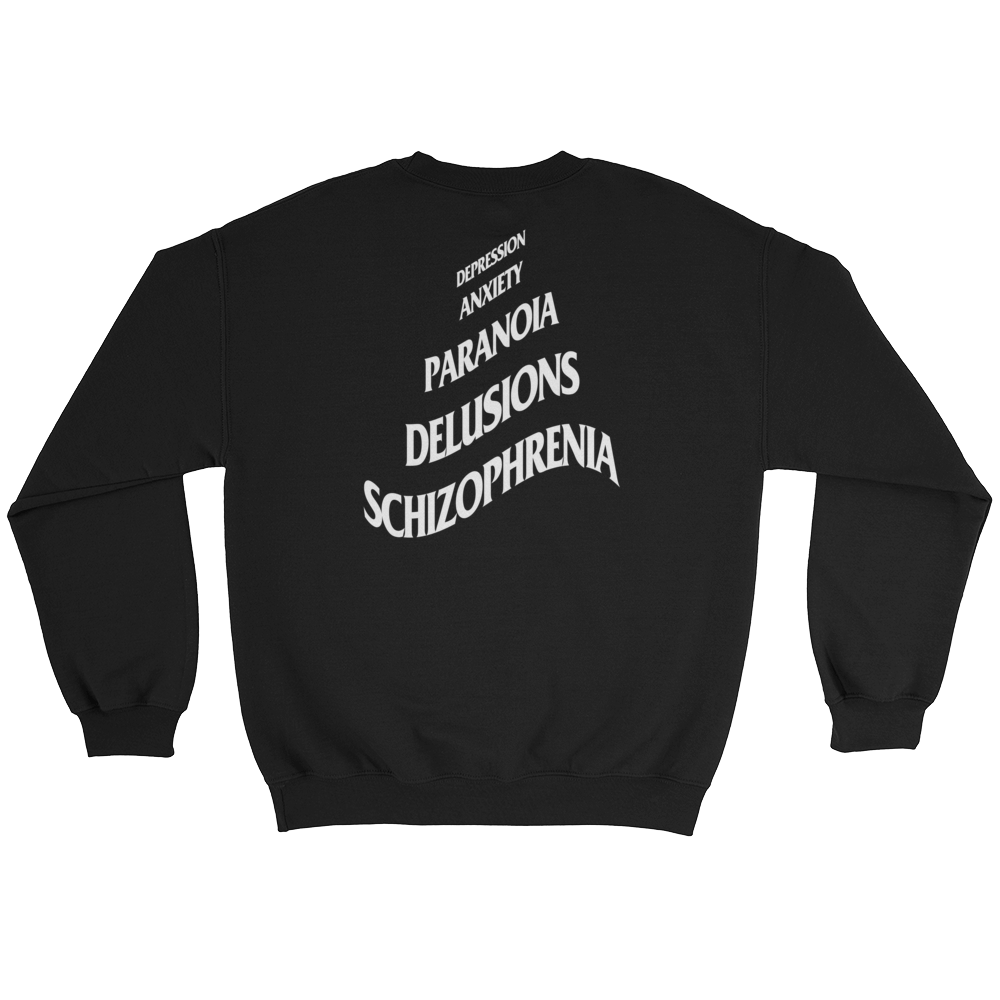 Depression Awareness Unisex Sweatshirt - customclobberclub,  - T-shirts & Sweaters