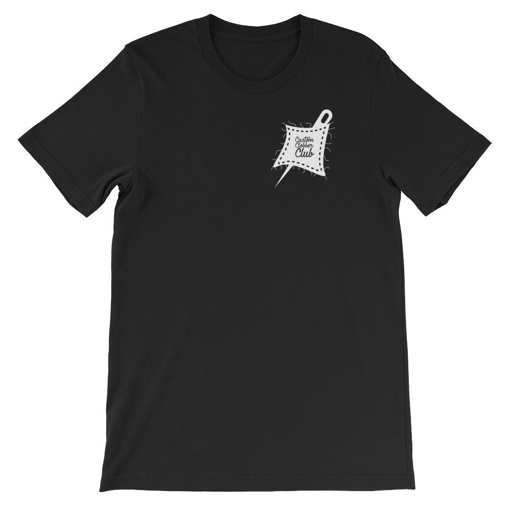 Custom Clobber Club Limited Ed. Fire Short-Sleeve Unisex T-Shirt - customclobberclub,  - Streetwear,T-shirts,Hoodies,Sweaters,hypebeast
