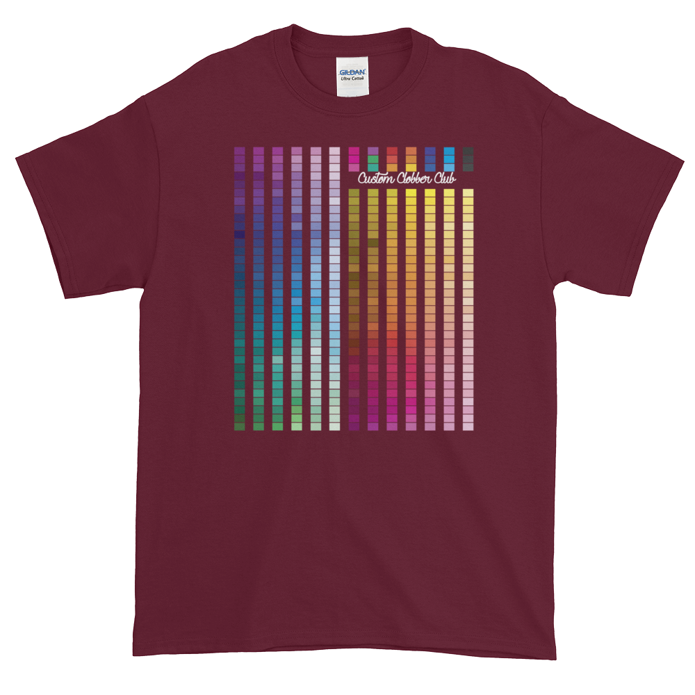 Rainbow T-Shirt (W) - customclobberclub,  - T-shirts & Sweaters