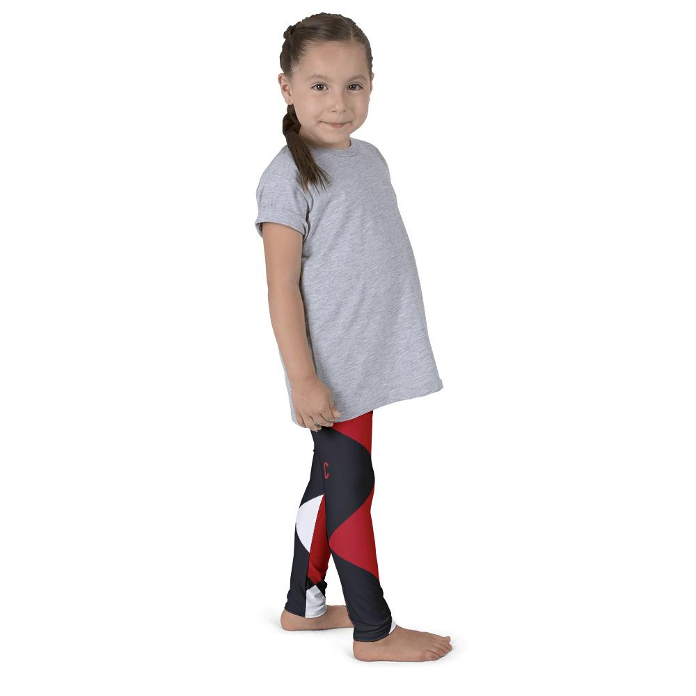 Custom Clobber Club Limited Ed. Triple C Young Girls leggings - customclobberclub,  - Streetwear,T-shirts,Hoodies,Sweaters,hypebeast