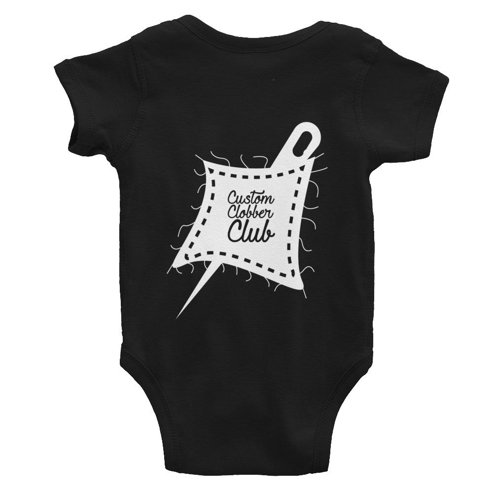 Custom Clobber Narcissist Limited Ed. Infant Bodysuit - customclobberclub,  - Streetwear,T-shirts,Hoodies,Sweaters,hypebeast