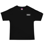 Theta Embroidered Champion T-Shirt