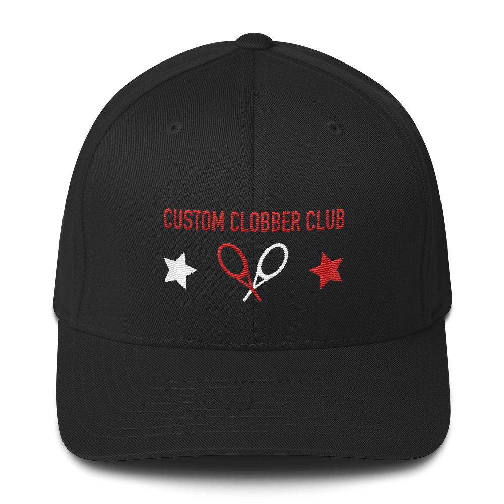Tennis cap From Custom Clobber Club (set 1) - customclobberclub,  - T-shirts & Sweaters