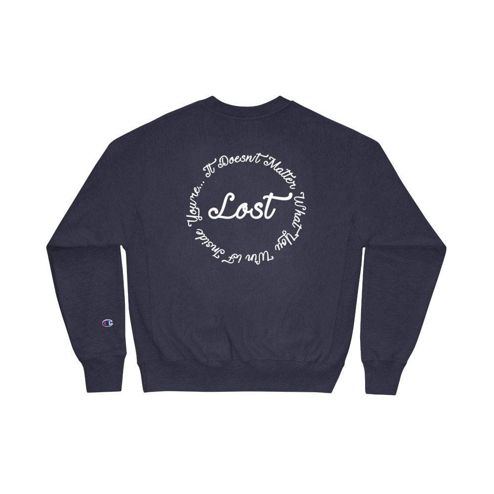 Lost N Found Champion Sweatshirt