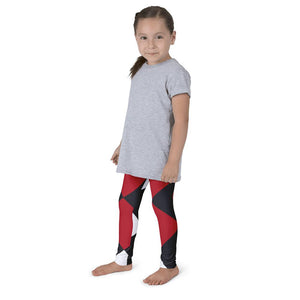 Custom Clobber Club Limited Ed. Triple C Little Girls leggings - customclobberclub