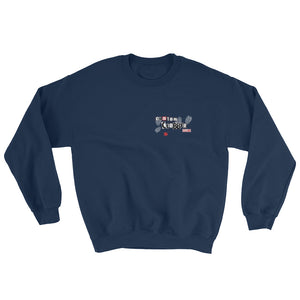 crew neck Sweatshirt Unisex - customclobberclub,  - T-shirts & Sweaters