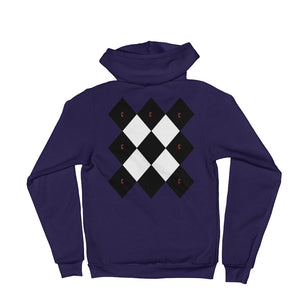 Triple C hypebeast Hoodie sweater From Custom Clobber Club - customclobberclub,  - Streetwear,T-shirts,Hoodies,Sweaters,hypebeast