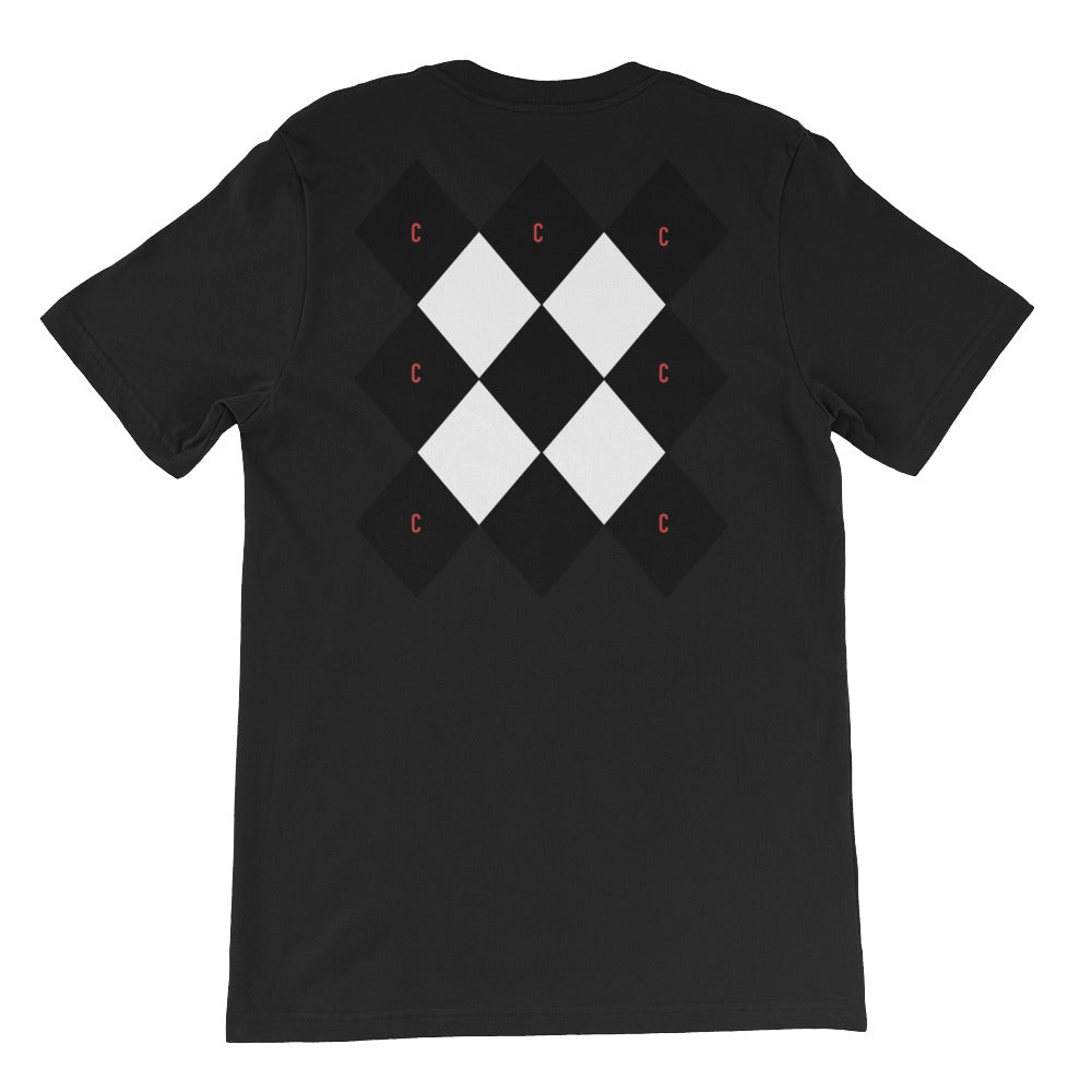 Triple C T-Shirt Unisex From Custom Clobber Club - customclobberclub,  - Streetwear,T-shirts,Hoodies,Sweaters,hypebeast