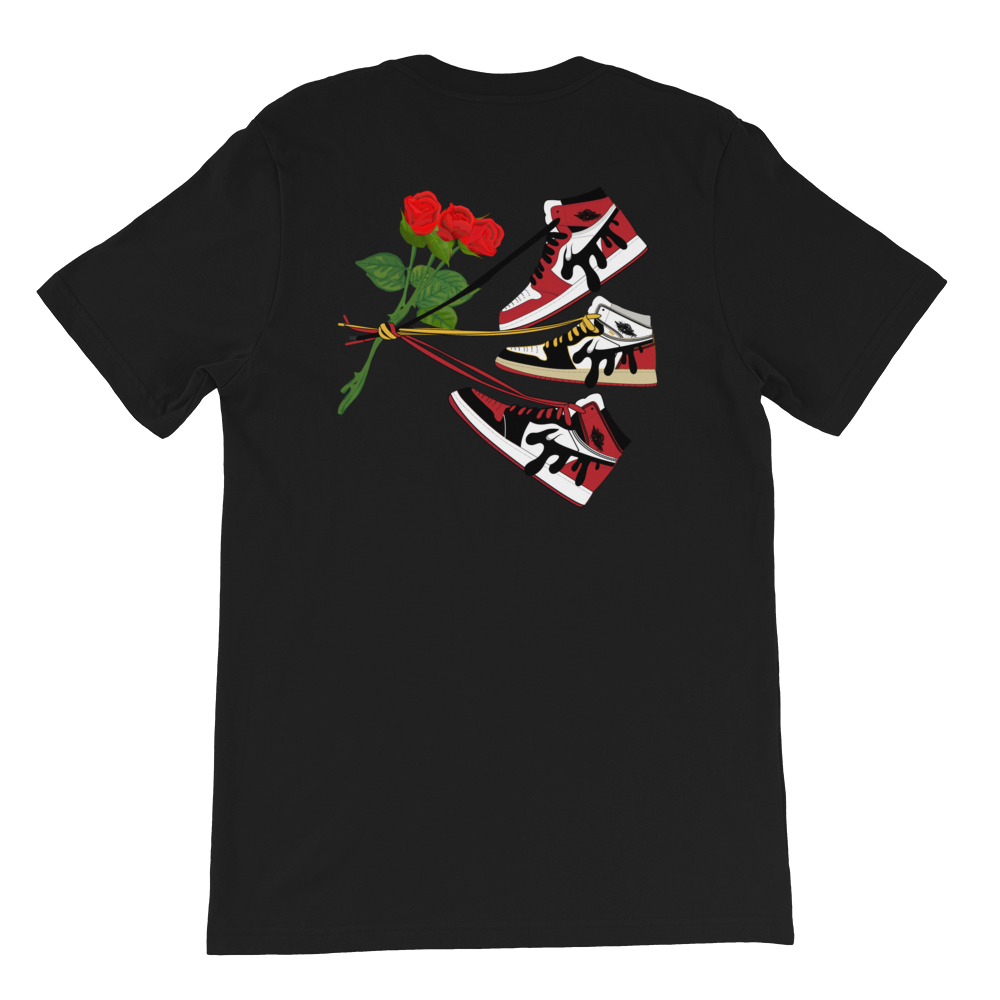 nike air jordan 1 union la t-shirt