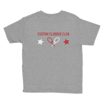 Kids Tennis T-Shirt From Custom Clobber Club - customclobberclub,  - Streetwear,T-shirts,Hoodies,Sweaters,hypebeast