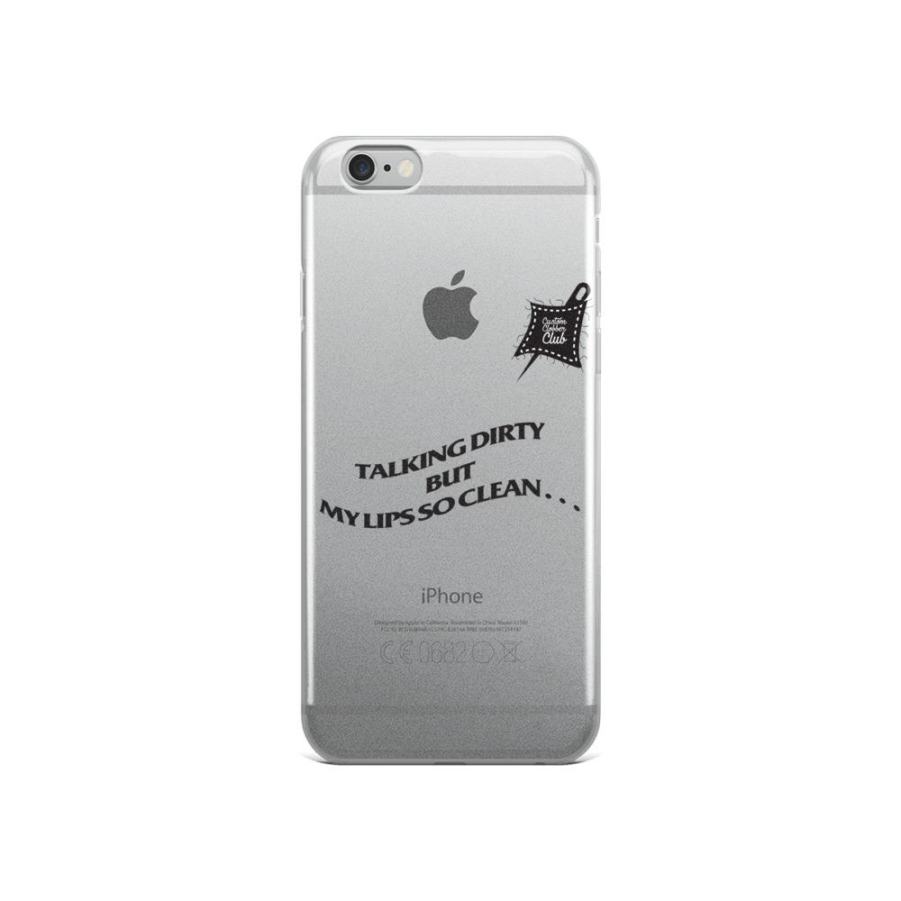 new iPhone Case - customclobberclub,  - T-shirts & Sweaters