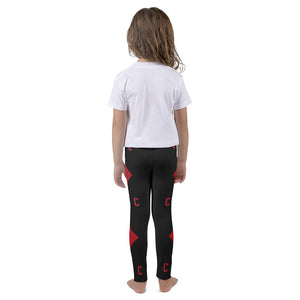 little girls Leggings From Custom Clobber Club - customclobberclub,  - T-shirts & Sweaters