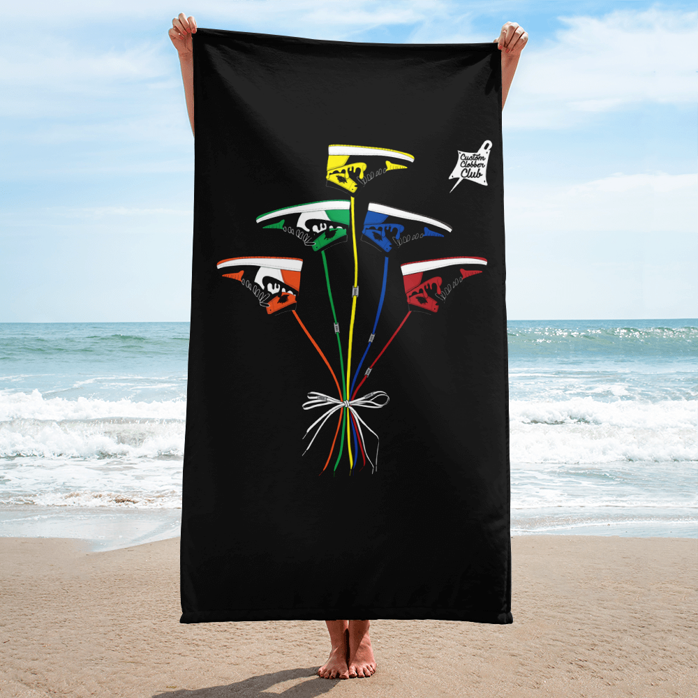 Jordan 1 Balloon Beach/Bath Towel