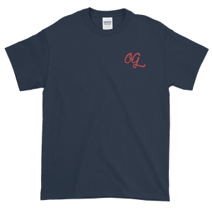 OG Embroidered T-Shirt - customclobberclub,  - Streetwear,T-shirts,Hoodies,Sweaters,hypebeast