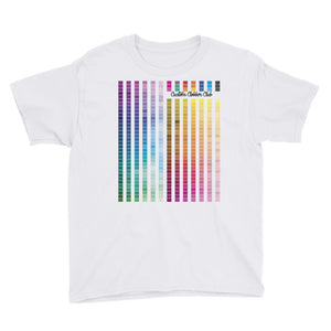 Rainbow Multi coloured Kids T-Shirt (B) - customclobberclub,  - T-shirts & Sweaters