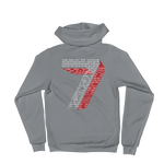 7 Sins Zip-Up Hoodie (WR) - customclobberclub,  - Streetwear,T-shirts,Hoodies,Sweaters,hypebeast