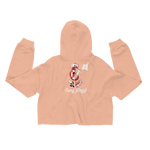 Royal Blood Girls Crop Hoodie - customclobberclub,  - Streetwear,T-shirts,Hoodies,Sweaters,hypebeast