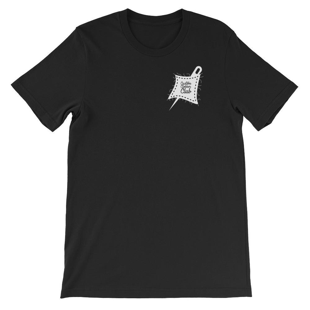 Custom Clobber Club Classic Dark & Light Short-Sleeve Unisex T-Shirt - customclobberclub,  - Streetwear,T-shirts,Hoodies,Sweaters,hypebeast
