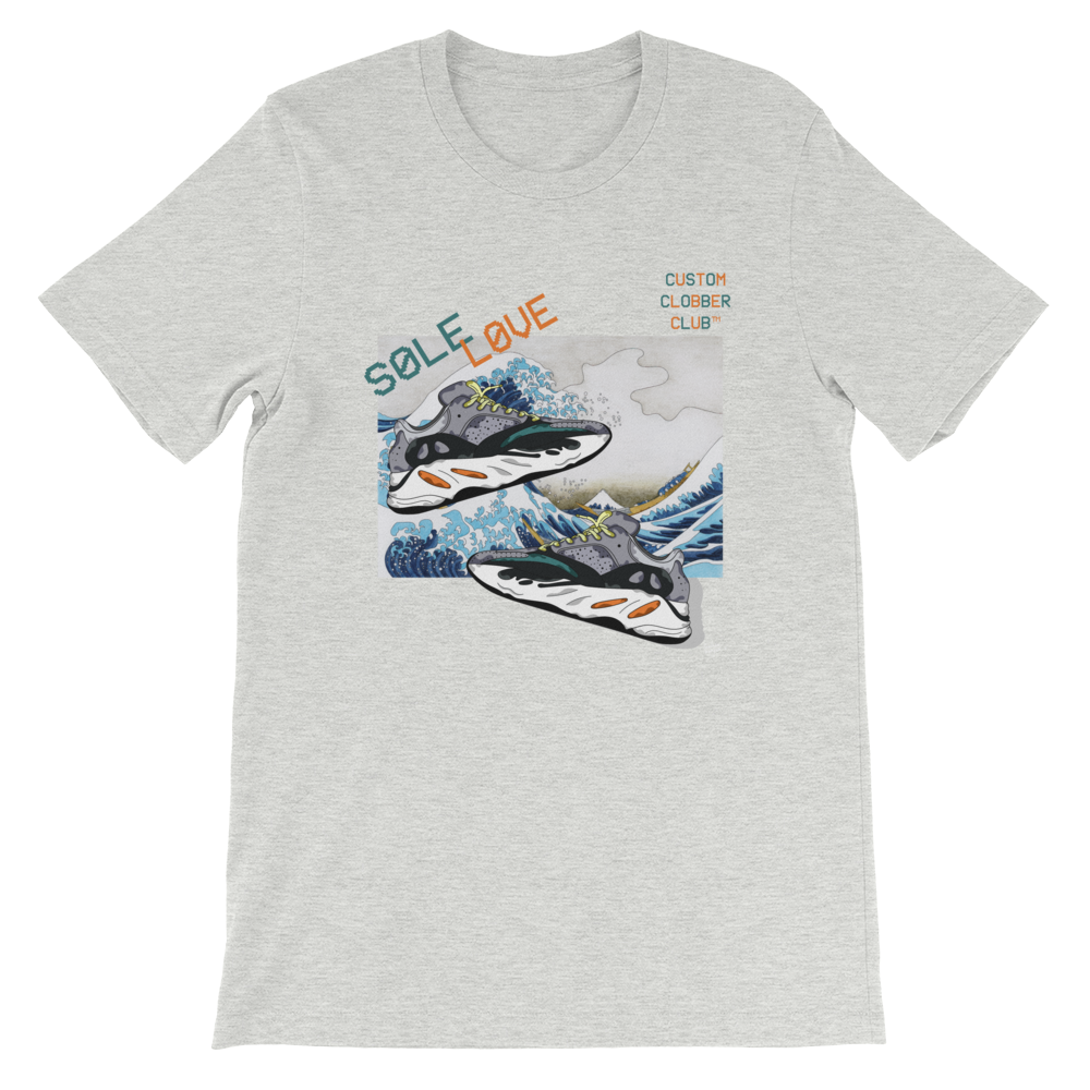 Sole Love 700 Sneaker T-Shirt