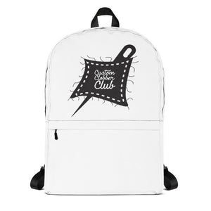Classic Backpack - customclobberclub,  - T-shirts & Sweaters