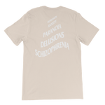 Custom Clobber Club Depression Limited Ed. Short-Sleeve Unisex T-Shirt - customclobberclub,  - Streetwear,T-shirts,Hoodies,Sweaters,hypebeast