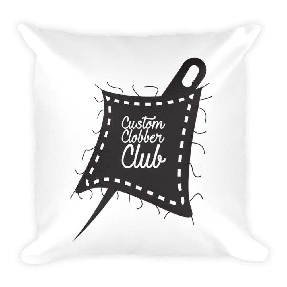 classic bed Pillow - Limited Ed. - customclobberclub,  - T-shirts & Sweaters