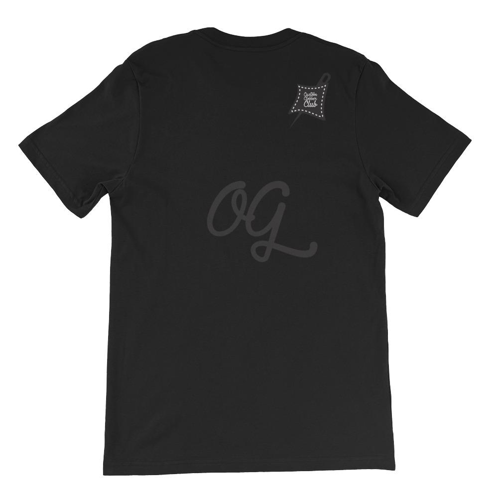 Custom Clobber Club Classic OG Short-Sleeve Unisex T-Shirt - customclobberclub,  - Streetwear,T-shirts,Hoodies,Sweaters,hypebeast