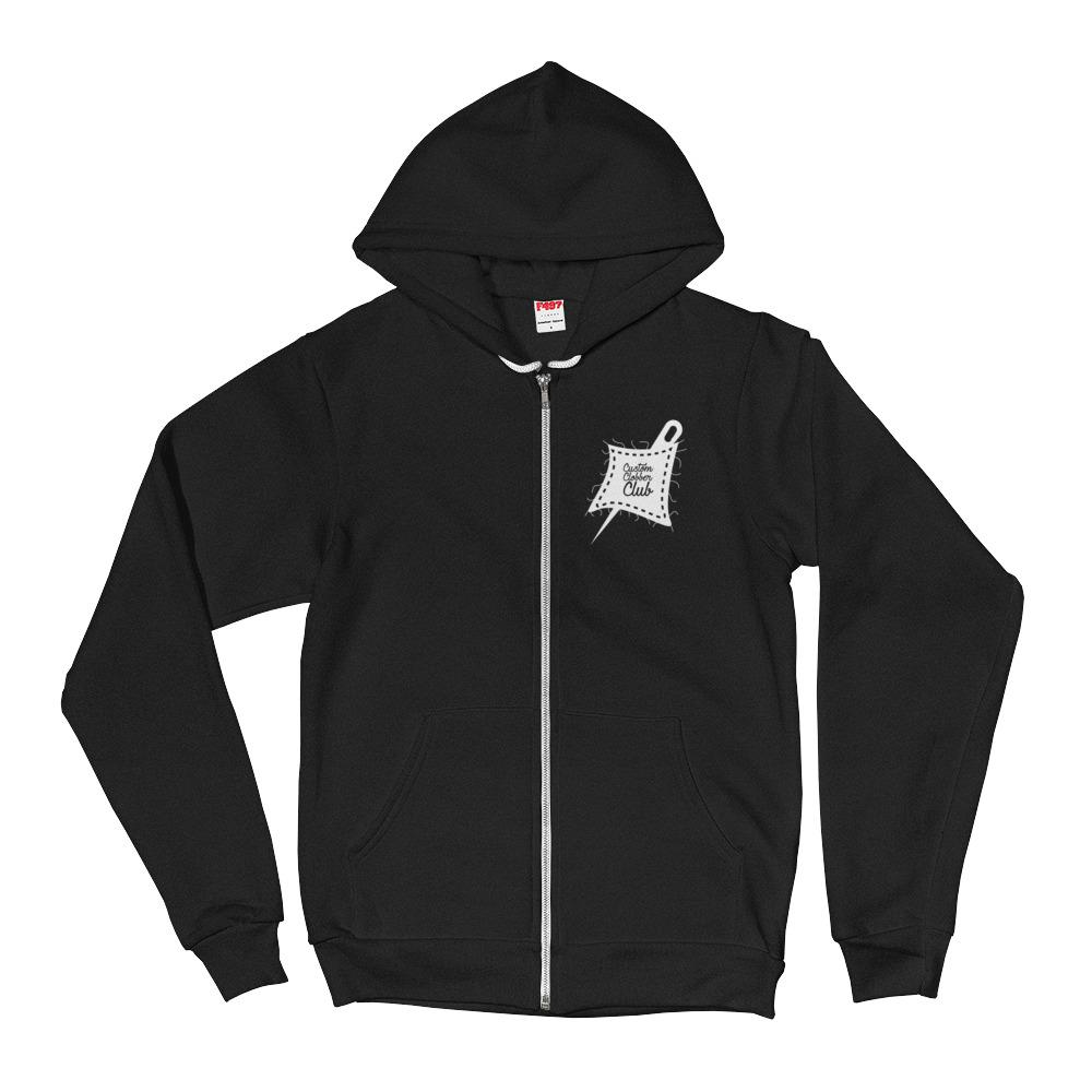 Depression Zip-Up Hoodie sweater - customclobberclub,  - T-shirts & Sweaters