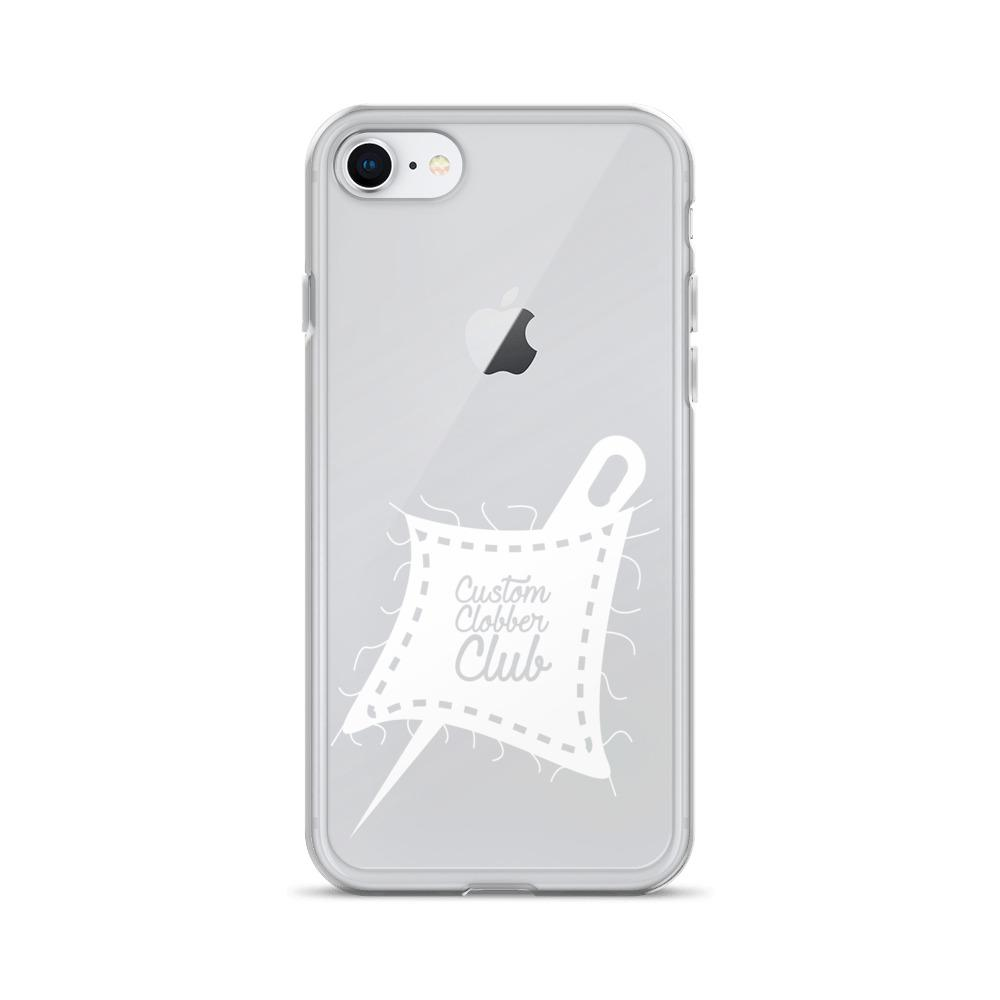 Custom Clobber Club Classic iPhone Case - customclobberclub,  - Streetwear,T-shirts,Hoodies,Sweaters,hypebeast