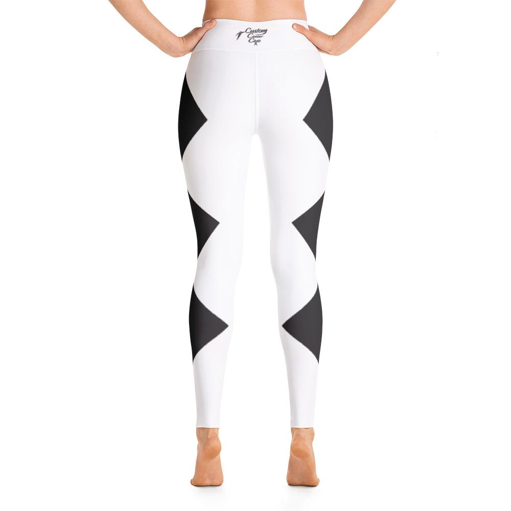 Triple C Limited Edition gym/Yoga Leggings - customclobberclub,  - T-shirts & Sweaters